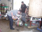 Racking Red Fox Porter