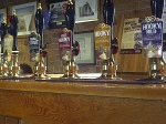Hook Norton Brewery Bar